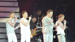 Westlife - When You're Looking Like That - Croke Park 22.06.2012