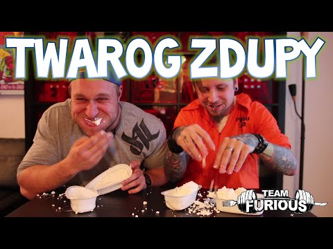 furious - Twaróg Eating Contest vs Poland's Z Dupy! Check out My Second Channel! ▻ http://bit.ly/SubFuriousTalks Limited Team Furious Apparel ▻ http://www.furiouspete.com/ Previous Video Eating...
