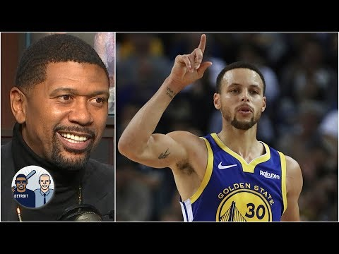 Video: Jalen Rose agrees with Steph Curry on fake moon landing | Jalen & Jacoby