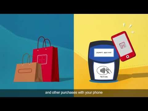 Video of SingTel mWallet