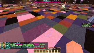 Minecraft Block Party | DANCE DANCE | w/ Will&Jerome