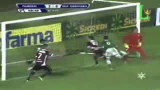 Com gols de Gabriel Jesus, Lucas Rocha e Juninho a equipe Sub-20 do Palmeiras estreou com vitória na Copa São Paulo de...