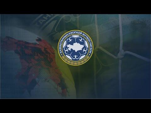 Кызылжар - Ордабасы 0:1. Видеообзор матча 19.04.2017. Видео голов и опасных моментов игры