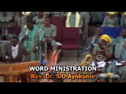 Oore-Ofe Oluwa Baptist Church Live Stream