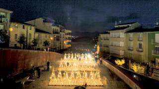 """""""L'Hort de la llum"""", magia en el festival Lluèrnia de Olot"""
