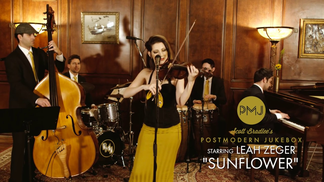 Sunflower – Post Malone Jukebox (Bossa Nova Cover) ft. Leah Zeger