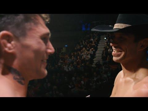 Fight Night Gdansk: Weigh-in Highlight (видео)