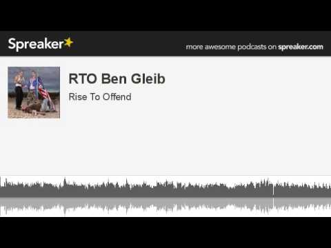 RTO Ben Gleib (made with Spreaker)