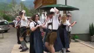 Golling an der Salzach Austria  city photo : Австрия #155: 1 Мая в городке Голлинг (Golling an der Salzach)