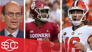 Paul Finebaum on Week 6 NCAA Football: LSU, Oklahoma, Clemson | SportsCenter