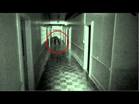 cinque presenze paranormali registrate da telecamere nascoste
