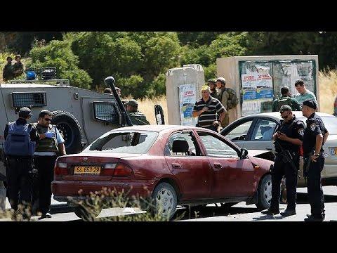 Δ. Όχθη: Νεκρή Παλαιστίνια που εμβόλισε αυτοκίνητο