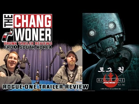 """Rogue One: A Star Wars Story """"Trust"""" Trailer Reaction"""