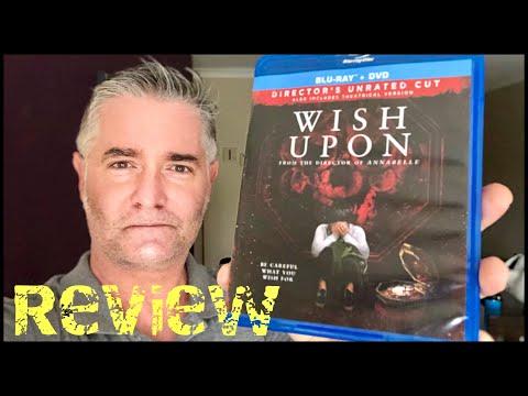 Wish Upon - Blu Ray Movie Review