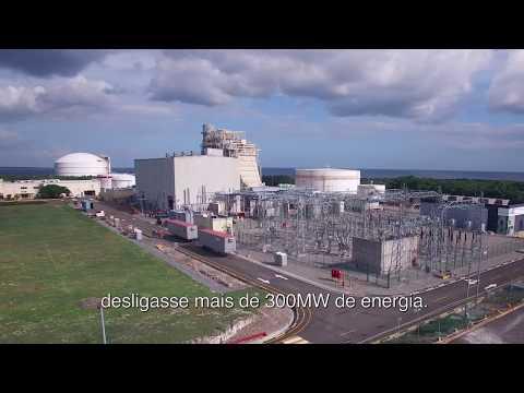 República Dominicana - Energia suplementar acelerada
