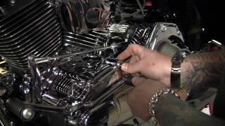 2. Kuryakyn Garage: Harley Davidson Street Glide Engine Chrome Install