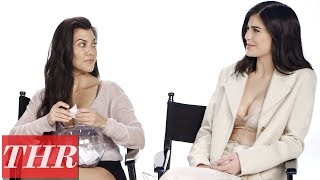 Video The Kardashian Family on Cringe-Worthy Moments in Their Show & More! | THR Fishing for Answers MP3, 3GP, MP4, WEBM, AVI, FLV September 2018