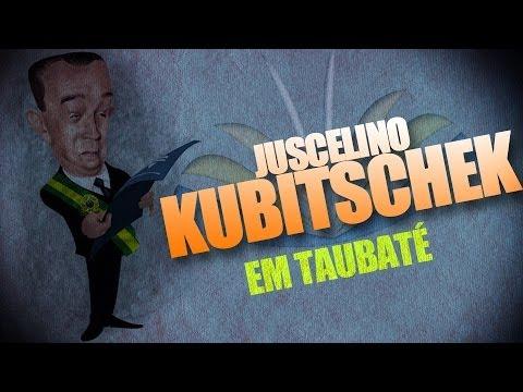 Juscelino Kubitschek em Taubaté