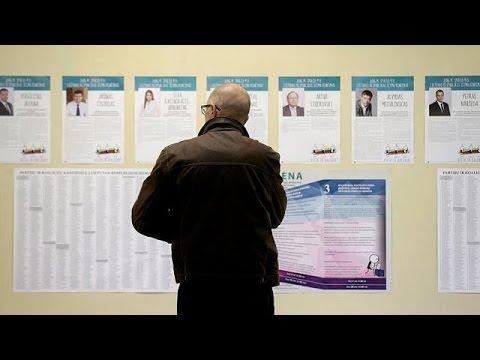 Λιθουανία: Άνοιξαν οι κάλπες για τις βουλευτικές εκλογές