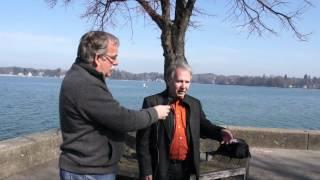 #575 Gartentage Lindau 2012 - Interview mit Robert Sulzberger Teil 1 von 2