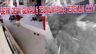 Video Ngeri!!! Detik Detik Gempa & Tsunami Palu Terekam CCTV MP3, 3GP, MP4, WEBM, AVI, FLV April 2019