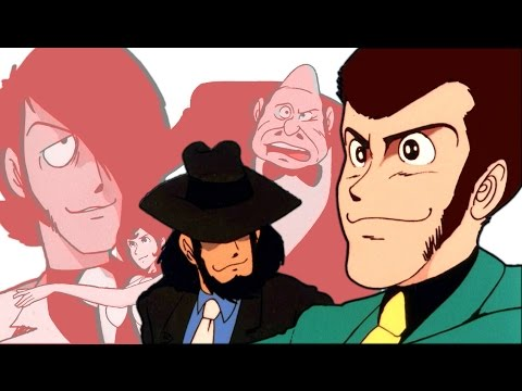 The Abridged Adventures of Lupin & Jigen (#TIBA 2016)