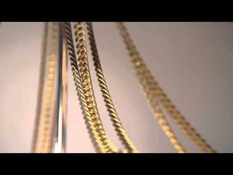 Video for Barcelona Silver And Gold Leaf Eight-Light Medium Pendant