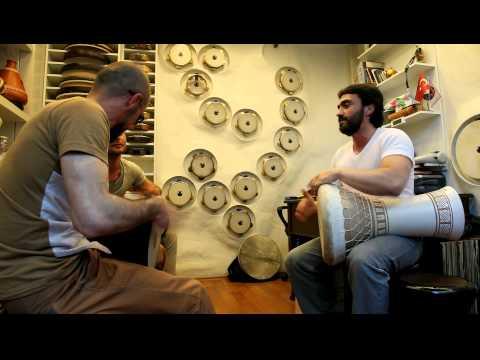 Percussion Trio in Istanbul
