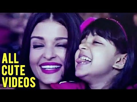 Aaradhya Bachchan CUTEST Moments of All Time!