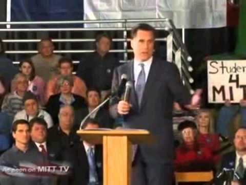 romney - Yeah, crystal ball crazy.