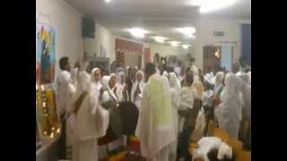 St. Mary`s Ethiopian Orthodox Tewahedo Church In Zurich/ Lideta Le-Mariam Part 2 Of 3