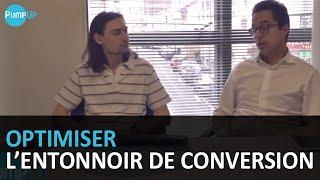 Video : Optimiser l'entonnoir de conversion de mon site internet