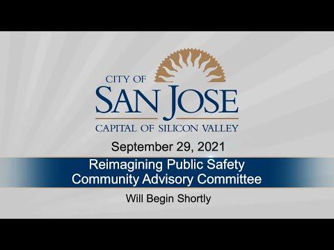 OCT 13, 2021 | Reimagining Public Safety Community