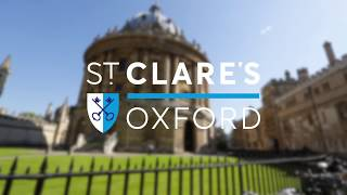 St.Clare's Oxford