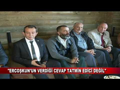 CHP'Lİ ÖZCAN BGC'DE
