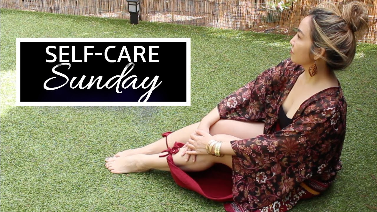 My SELF CARE Sunday | How I PREPARE for the WEEK | HAWAII LIFE