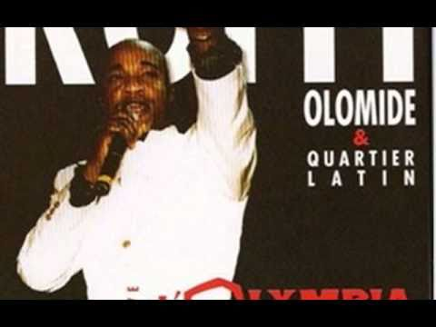 Koffi Olomide - premier gaou/Bercy 2000_