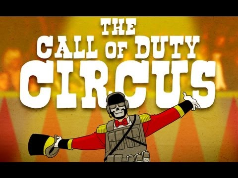Tekst piosenki Miracle Of Sound - The Call of Duty Circus po polsku