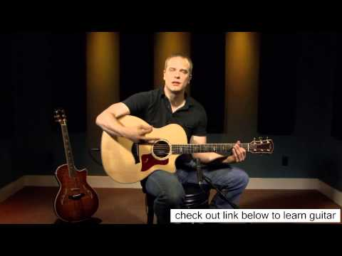 learn ways to play  Celtic Style Strumming Pattern – Guitar Lessons from Taylor Guitars