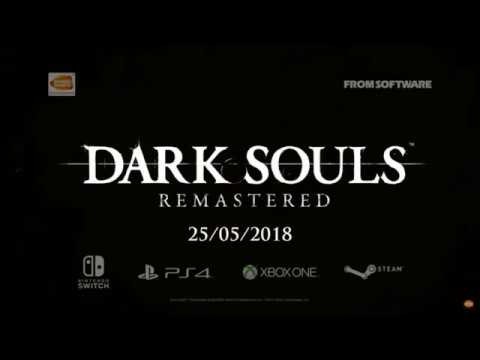 Когда узнал про ремастер Dark Souls