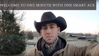 Behind the Scenes: 'One Minute with One Smart Ace'