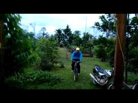 Missionários DA JFM  Missões e evangelismo chegando em CANUTAMA