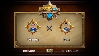 tom60229 vs Orange, game 1