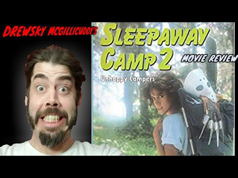 SLEEPAWAY CAMP 2: UNHAPPY CAMPERS (1988) MOVIE REVIEW