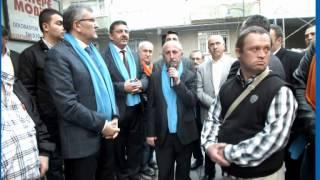 Başkan Murat Aydın İbonun Babası İçin Sokakta Kuran Okudu