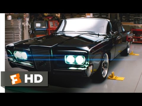 The Green Hornet (2011) - The Black Beauty Scene (2/10) | Movieclips
