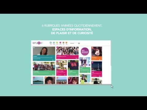 Club Med : le site de communication interne ENJOY!