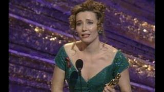 Video Emma Thompson Wins Best Actress: 1993 Oscars MP3, 3GP, MP4, WEBM, AVI, FLV November 2018