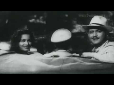 KAAGAZ KE PHOOL (1959) san san san woh chali hawa Asha Rafi Sudha Malhotra S D Burman Kaifi Azmi
