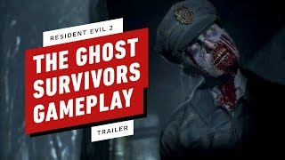 Resident Evil 2 - The Ghost Survivors DLC Launch Trailer by IGN